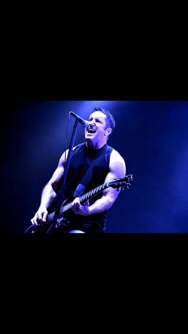 Happy birthday to one of my very few musical heroes , Mr. Trent Reznor .