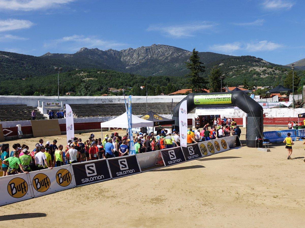 Imagen Maratón Alpino Madrileño