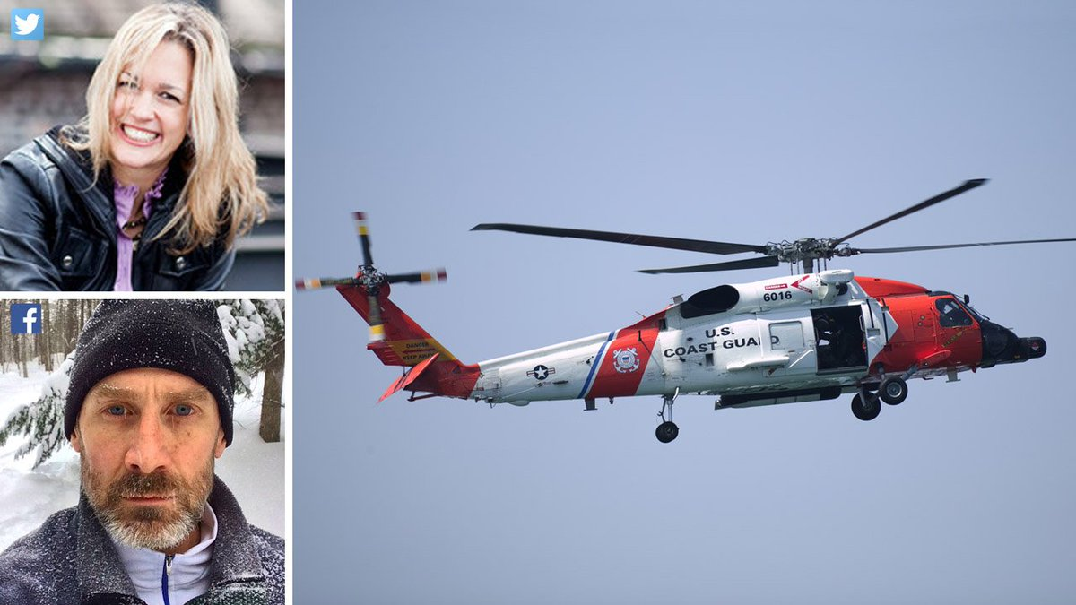 Coast Guard searches for missing CEO, 3 others in Bahamas after plane debris found