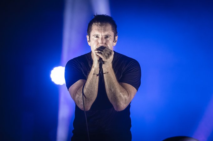 Happy 52nd birthday to Trent Reznor of Nine Inch Nails!