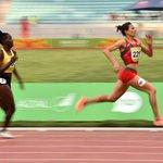 Uganda's Nakaayi wins 800m silver medal at Islamic Solidarity Games