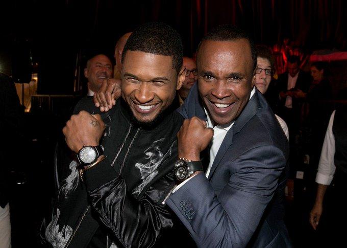 "Happy Birthday to boxing legend, \""Sugar\"" Ray Leonard ("