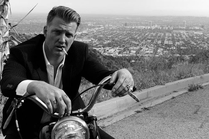 Happy Birthday Josh Homme. I love you!