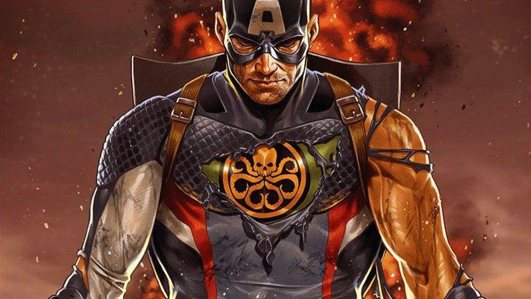.@Marvel's fascist CaptainAmerica storyline will last longer than originally intended