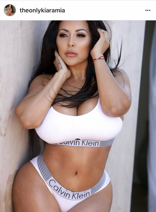 Follow my wifey @mysexykiaramia she is so damn beautiful and post the hottest content #WCE https://t