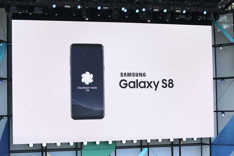 Samsung Galaxy S8 and S8 Plus gain Google Daydream support this summer...