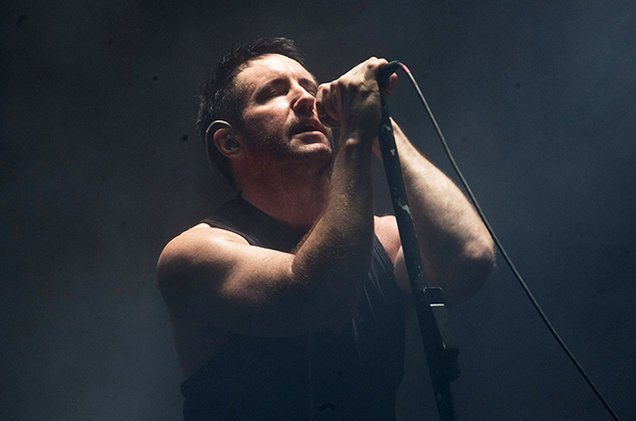 Happy Birthday TRENT REZNOR! American musician (9 Inch Nails) and film score composer, born in Mercer, Pennsylvania