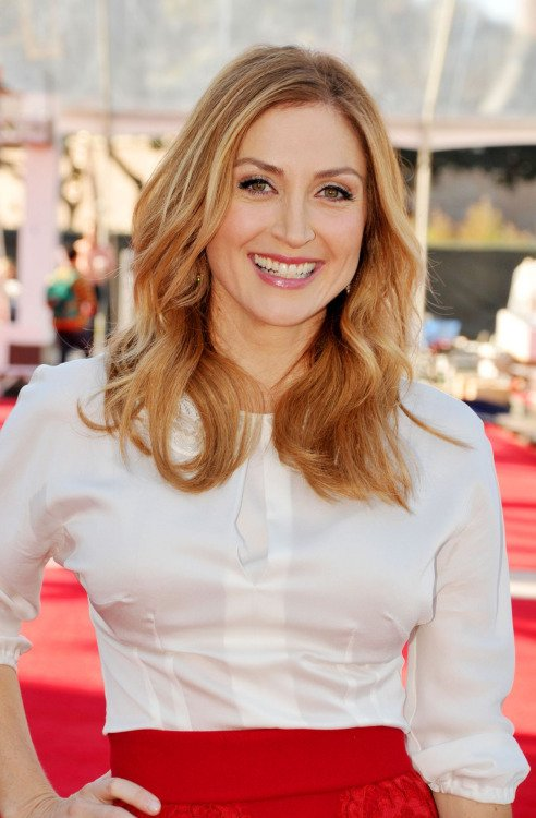 Happy Birthday Sasha Alexander