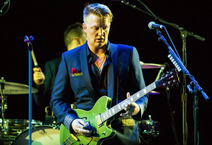 Happy birthday to Josh Homme!