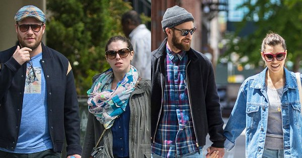 Who's bringing sexy back? Still Justin Timberlake and Jessica Biel according to Seth Rogen: