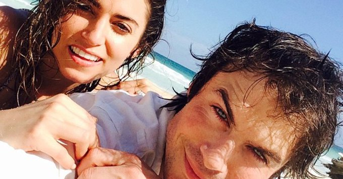 Ian Somerhalder Wishes Nikki Reed a Happy Birthday With the Sweetest Instagram