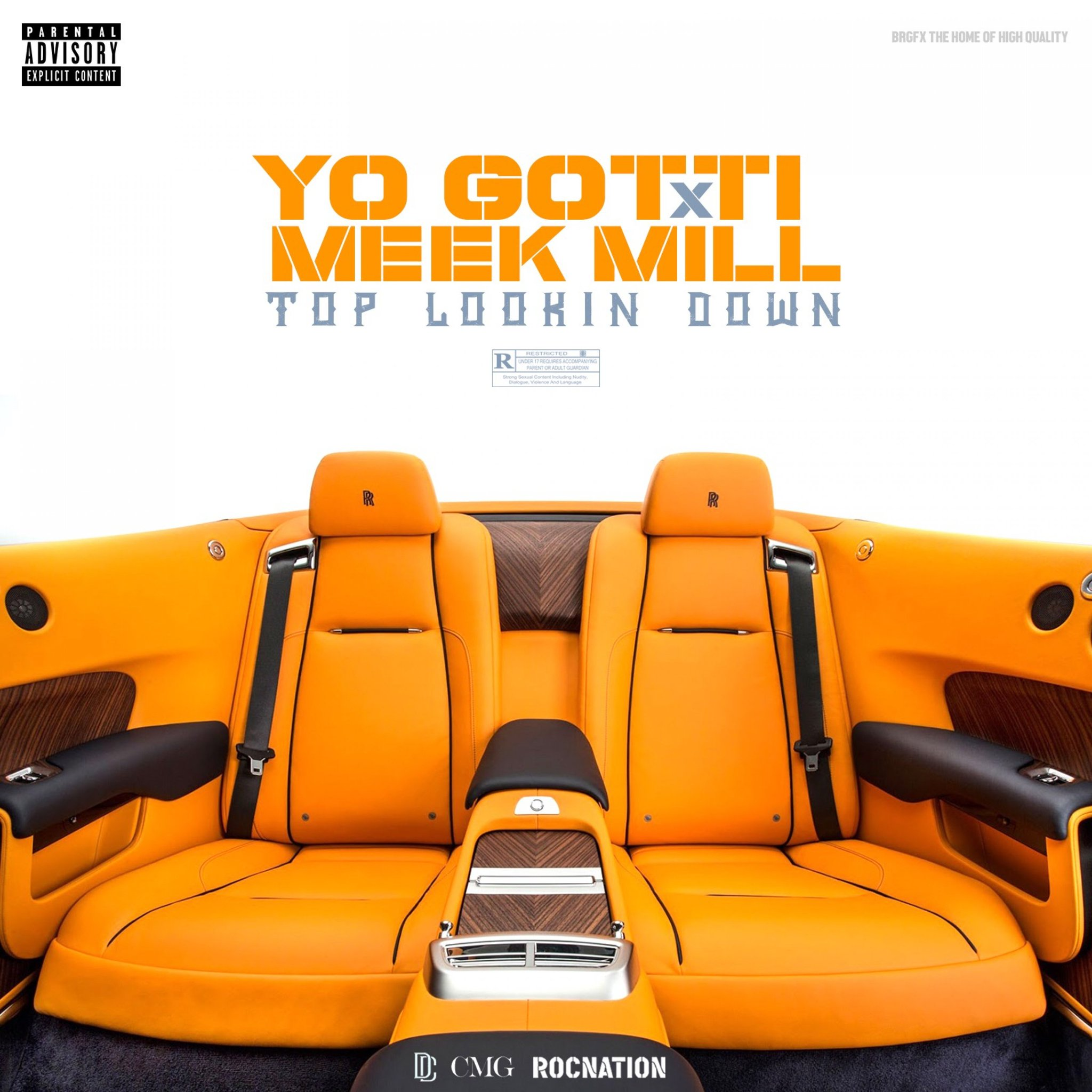 New Music: Yo Gotti Feat. Meek Mill 'Top Looking Down' https://t.co/EMQCRW6S4X https://t.co/tfDk6GHBgs