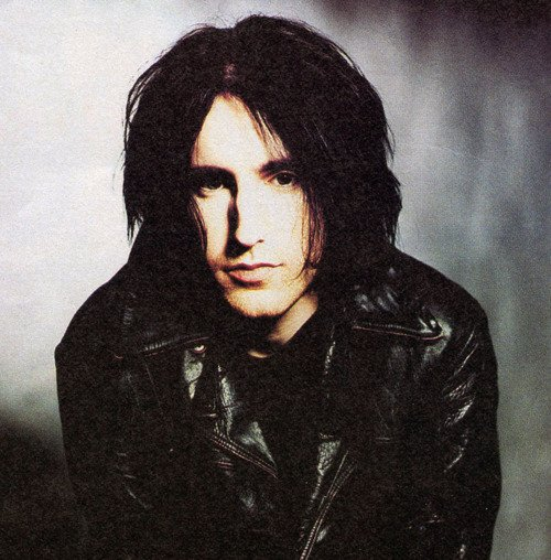 Happy Birthday Trent Reznor!! In my heart, you\ll always be 1990s Trent...