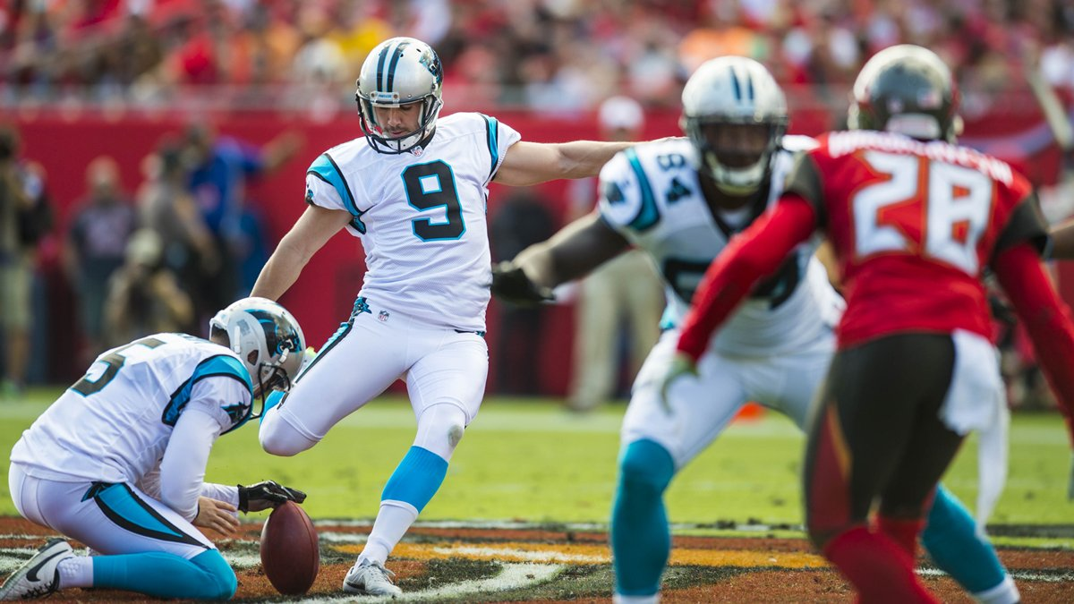 Graham Gano: 'I'm definitely looking forward to the competition'   Read More » https://t.co/U2WdQSrtkg https://t.co/m1gFheonFo