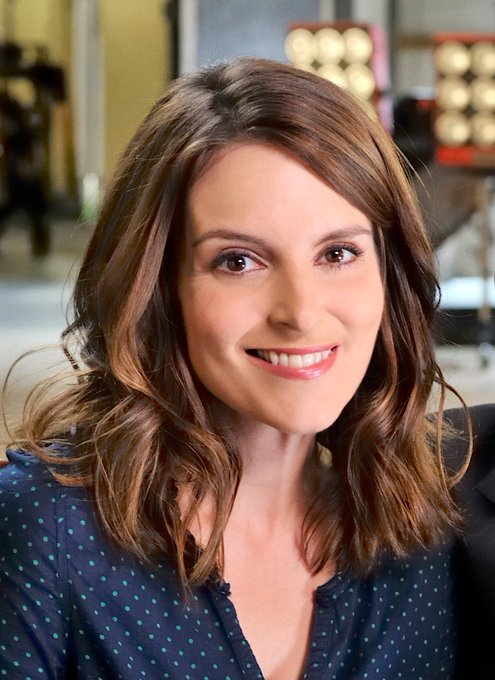 [MOMENT] Tina Fey ultah ke-47 tahun. Happy birthday