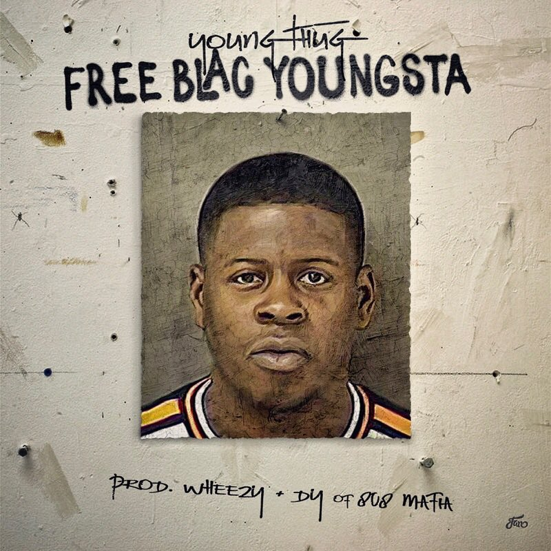 New Music: @youngthug 'Free Blac Youngsta' https://t.co/6MCoWfeUgZ https://t.co/IeVetKLrfc