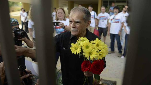 Puerto Rico militant leader freed from custody after 36 years