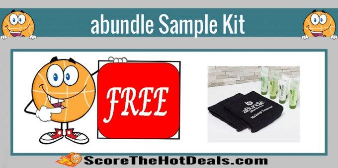 **FREE** aBundle Terra Green Sample Kit!free freebies freebie freesample