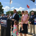 Soldier who lost leg in Iraq on bid for Congress: 'DC does not intimidate me'