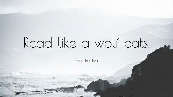 Happy Birthday to Hatchet author, Gary Paulsen.