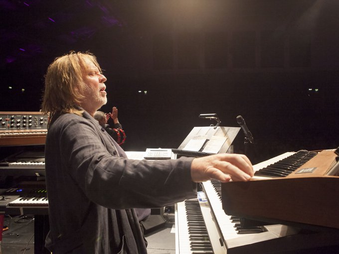 Happy Birthday Rick Wakeman!