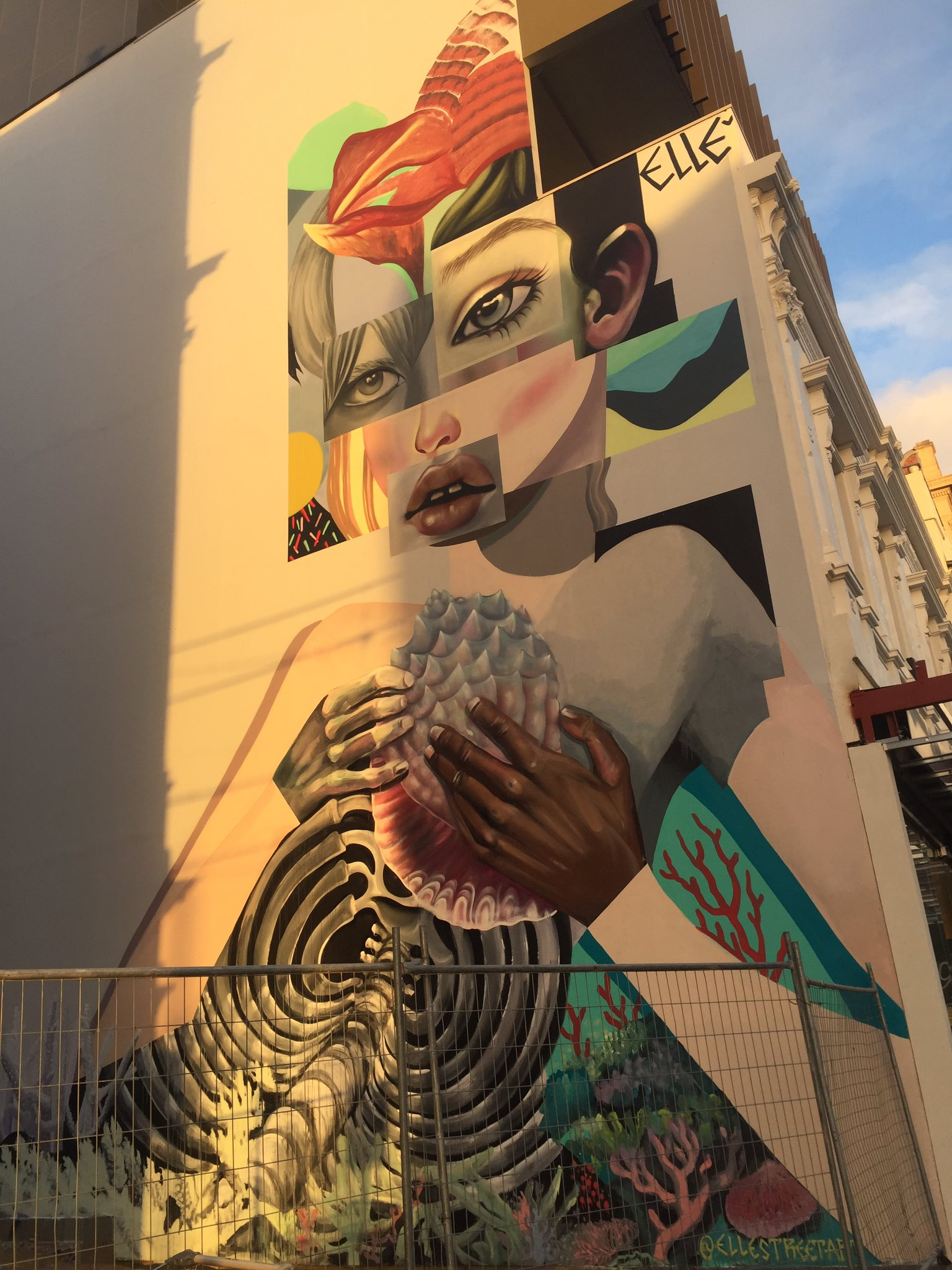 #StreetArt #StKilda #Melbourne 🇦🇺 https://t.co/GKtlHQwklZ