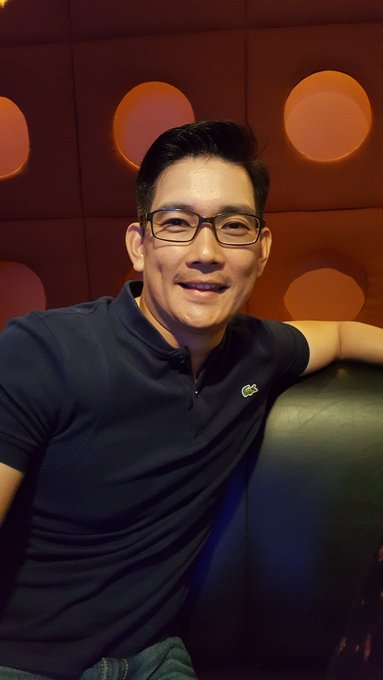 We love you Happy Birthday Richard Yap