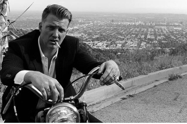 Happy birthday to the legend himself Josh Homme