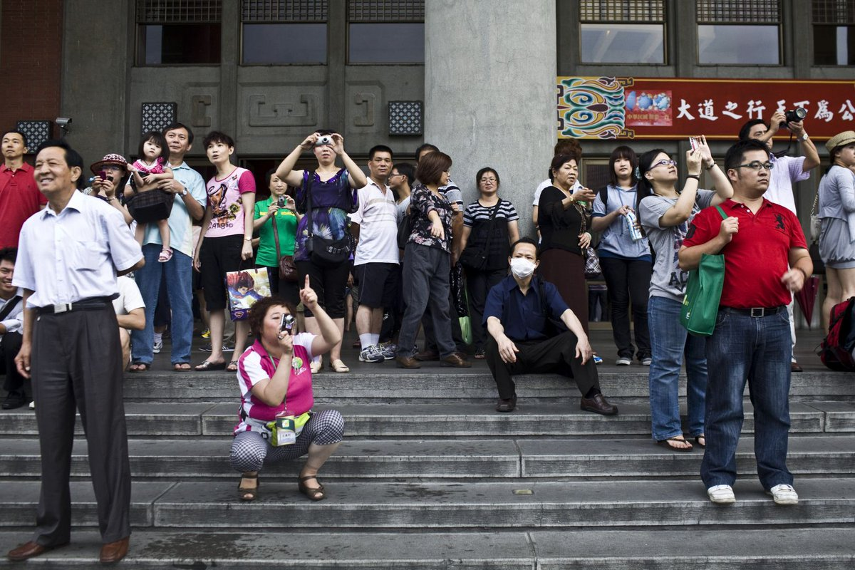 With Chinese tourism down, Taiwan looks to lure visitors from South-east Asia