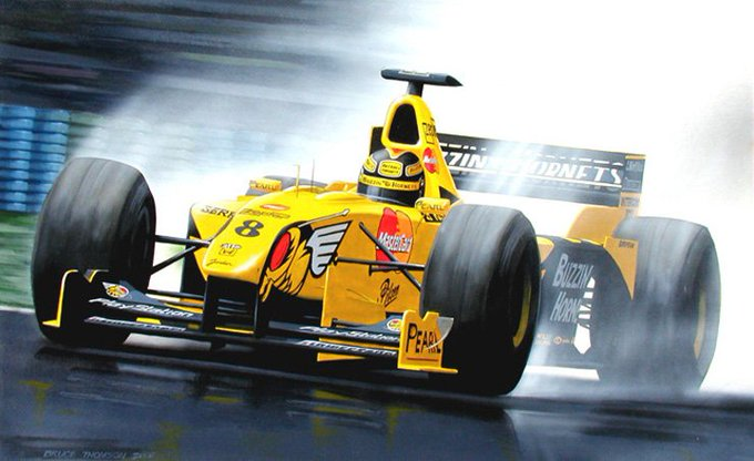 Happy birthday Heinz-Harald Frentzen