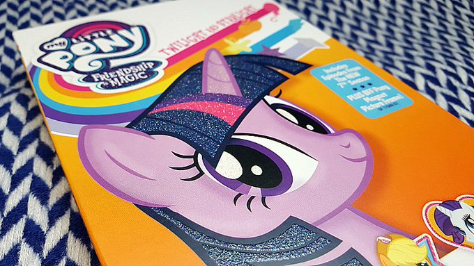Giveaway – My Little Pony Twilight and Starlight DVD – 5 Winners – Ends 6/9/17