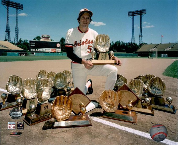 Happy Birthday to Brooks Robinson, who turns 80 today!