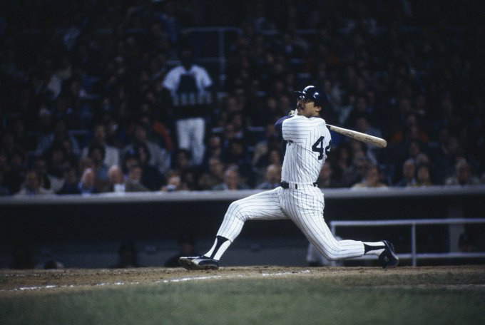 Happy Birthday to Reggie Jackson who turns 71 today!