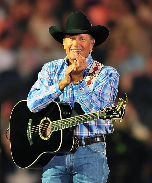 Happy Birthday to George Strait who turns 65 today!