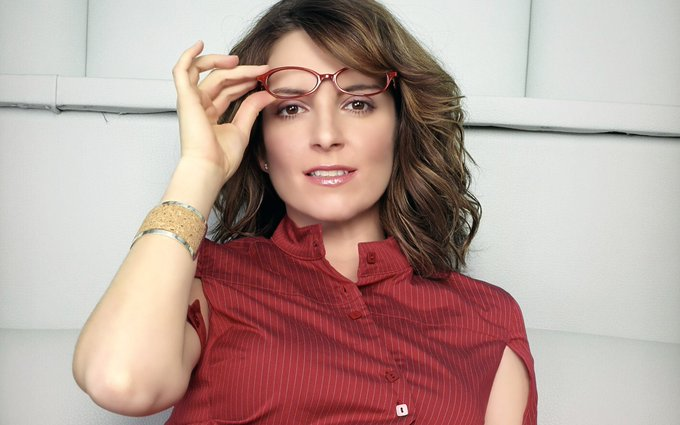 Happy Birthday to Tina Fey, who turns 47 today!