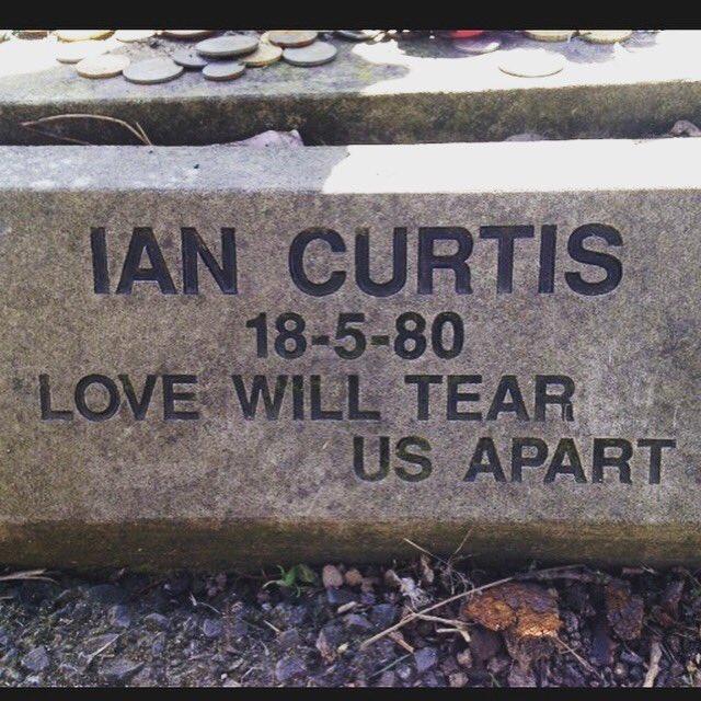 #IanCurtis