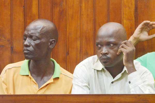 Girlfriend gives evidence in Dutchman's murder case