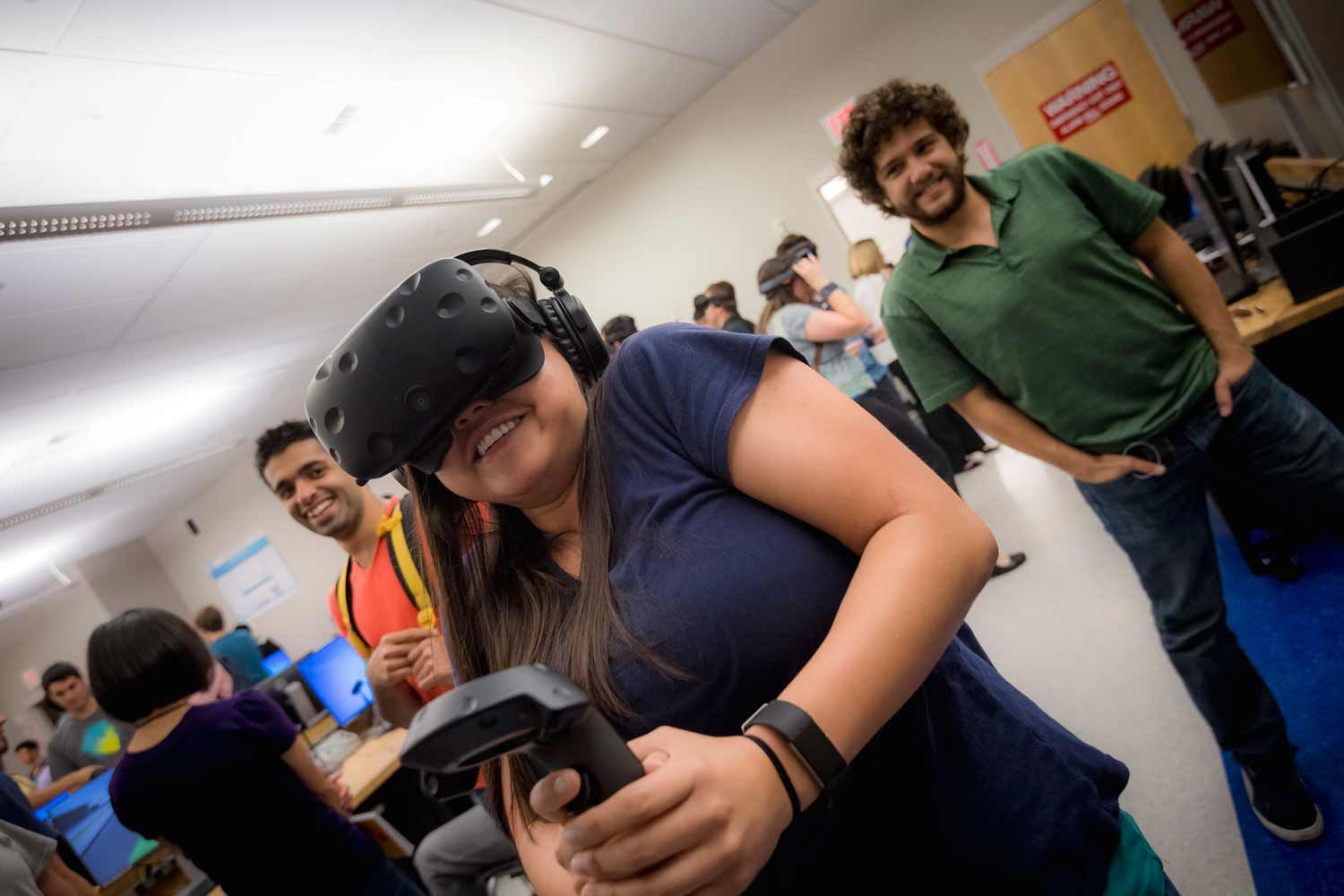 a study on virtual reality systems As virtual reality goes mainstream and provides new ways for students to interact and gain hands-on experience socio-political systems campus technology news.