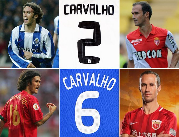 Happy Birthday Ricardo Carvalho