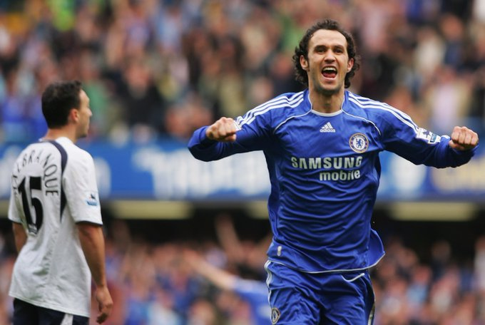 Today we say happy birthday to Chelsea legend Ricardo Carvalho!