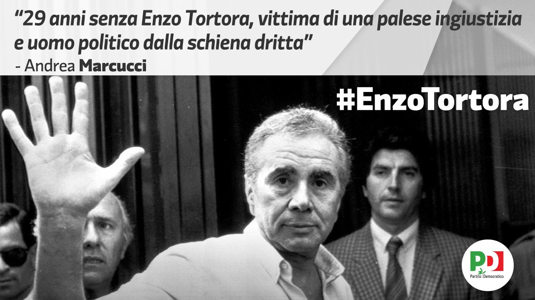 #EnzoTortora