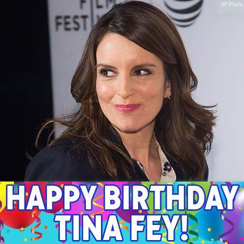 "Happy Birthday to Upper Darby native, Tina Fey! We hope the ""30 Rock\"" star and SNL alum has a great day!"