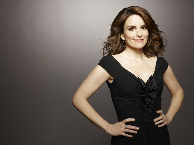 Happy 47th to Tina Fey - Keep on laughing  - May 18, 1970