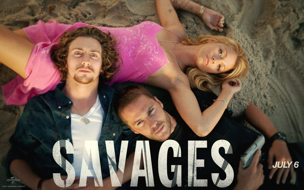 Our late night highlight is Oliver Stone's crime thriller Savages, with Aaron Taylor-Johnson, Taylor Kitsch and Blake Lively, at 1.05am. https://t.co/BSb1ITTuET