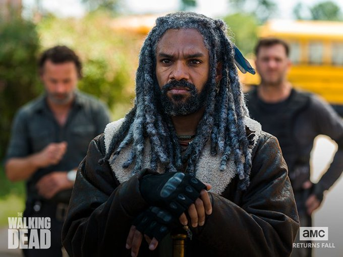 All hail the king! Happy birthday to Khary Payton....