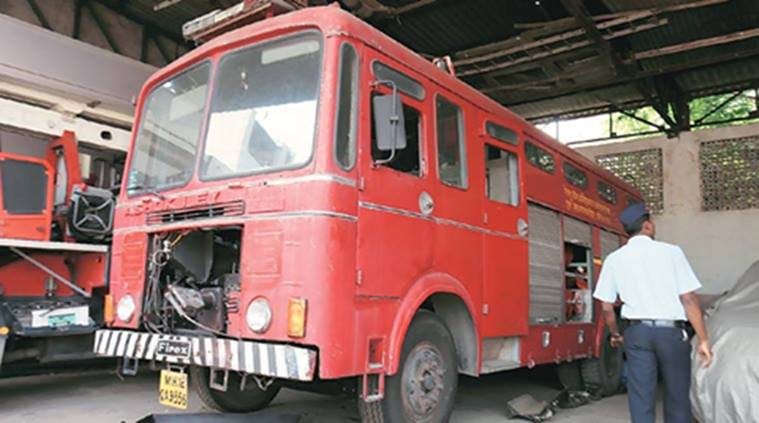 Fire safety team finds shortcomings at DC office building inChandigarh