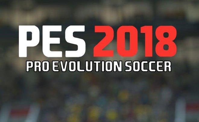 #PES2018