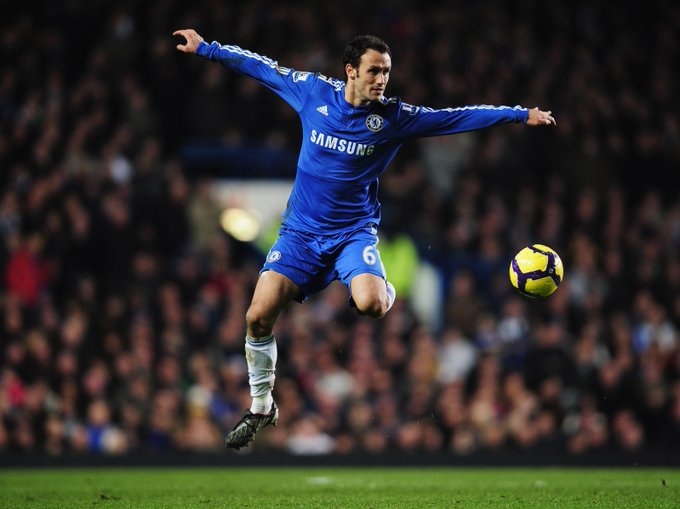 Happy birthday to Chelsea legend Ricardo Carvalho!