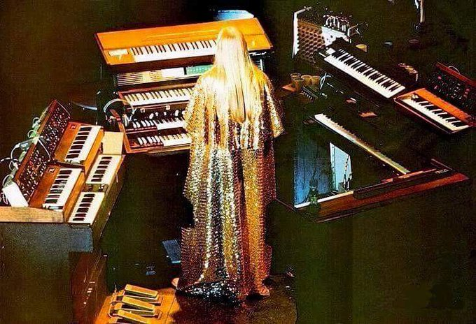 Happy Birthday Mr Rick Wakeman