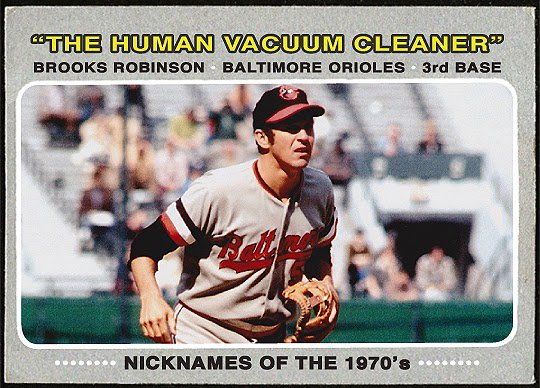 A very Happy 80th Birthday to all-time great Brooks Robinson!!!